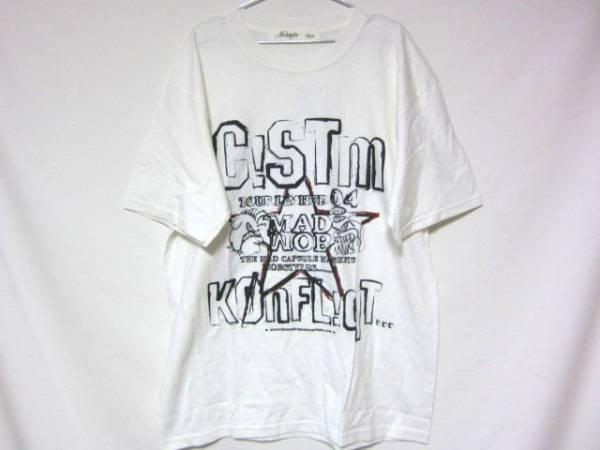 THE MAD CAPSULE MARKETSマッドカプセルマーケッツTシャツ 新品⑯MOB STYLESモブスタイルコラボ