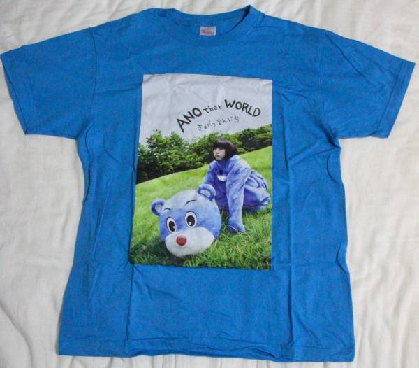 【新品未使用】ゆるめるモ!公式あのちゃん2014生誕Tシャツ【M】
