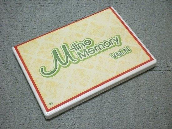[定価\4,725円] [FC限定DVD] M-line Memory Vol.11 (FCイベント)