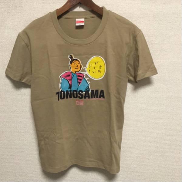 HMV Tシャツ 10周年アニバーサリー 渋谷 みうらじゅん とのさま レディース 新品 カーキ