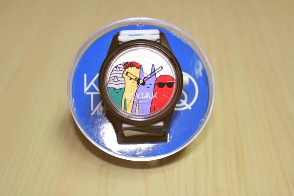 KEYTALK MONSTERウォッチ 腕時計 500個限定 完全限定生産 グッズ ライブグッズの画像