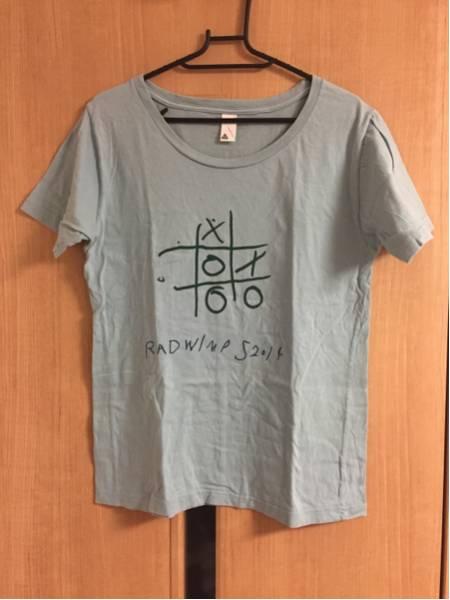 RADWIMPS 2014 ○ Tシャツ サイズS ラッドウィンプス ライブグッズの画像