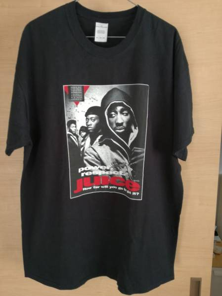 JUICE Tシャツ 2PAC rap t ice cube wu-tang SUPREME 40acres