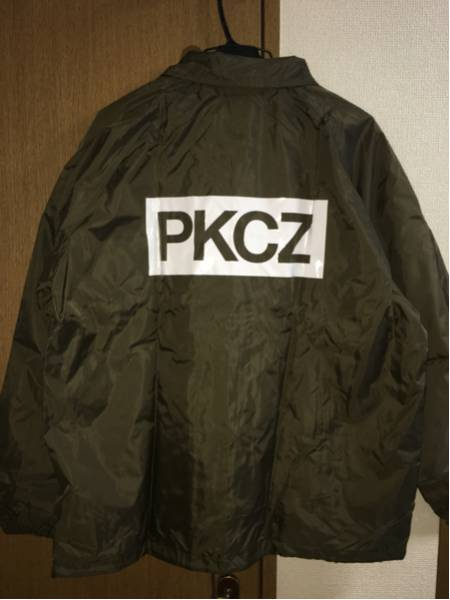 PKCZコーチジャケット L カーキ色 MAKIDAI LDH