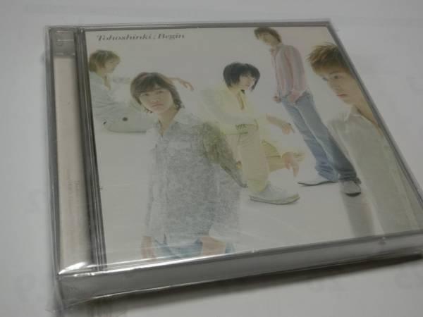 東方神起 初回盤 CD+DVD Begin インタビュー付