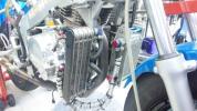 NSF100 ヨシムラ125 キャブ タケガワ クラッチ 6速ミッション オイルクーラー付き