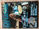 RHYTHM & DRUMS MAGAZINE 2010年2月 DAVE GROHL 柏倉隆史 池畑潤二 井上富雄 ナカヤマシンペイ 日向秀和