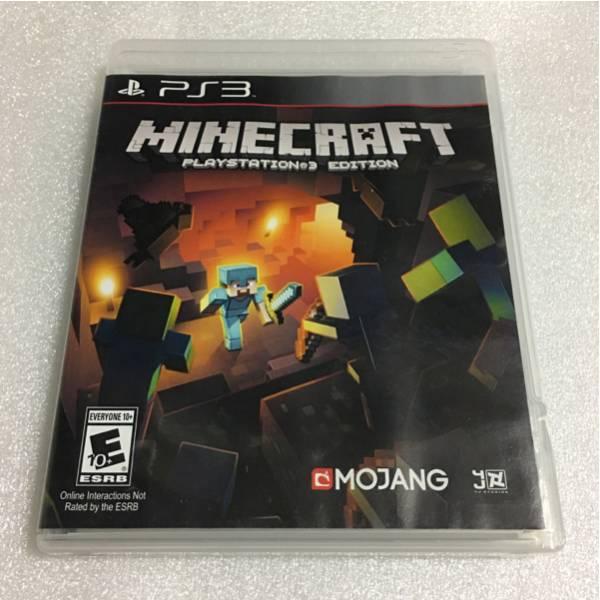 PS3 マインクラフト 北米版