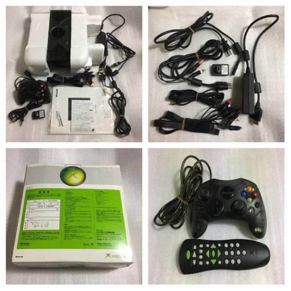 Xbox special edition 本体 ジャンク品 ※同梱不可_画像2