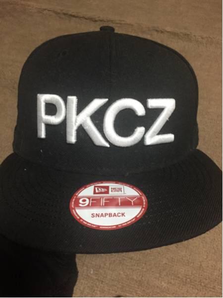 【新品未使用】PKCZキャップ【三代目】