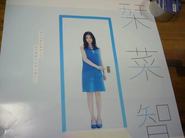 B2大 ポスター 栞菜智世 Heaven's Door 陽のあたる場所