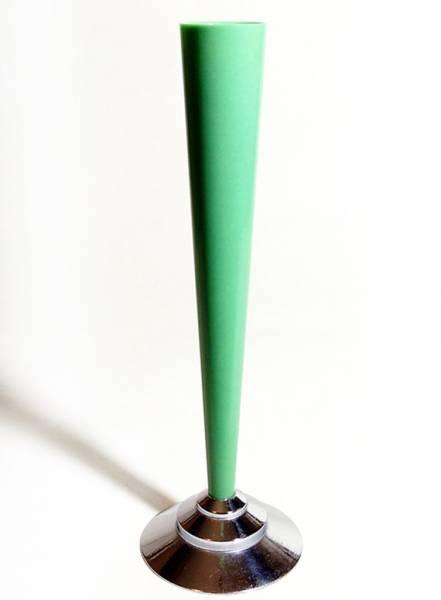 1930's【The Dura Co.】一輪挿しアンティークビンテージアメリカ花瓶花器ランプ照明ドアノブ建具工業系バウハウスドイツモダンデザインgras_画像1