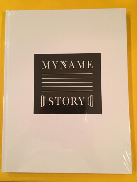 【新品 未開封】MYNAME 写真集~STORY~