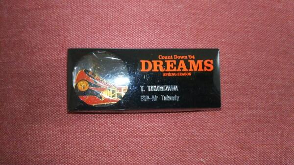 THE ALFEE Count Down 94 DREAMS 高見沢 ESP-Air Takamiy