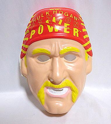 ビンテージ ハルクホーガン プロレス WWF WCW ハロウィン マスク