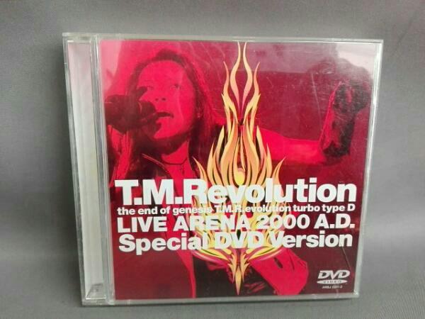 T.M.Revolution LIVE ARENA 2000 A.D. ライブグッズの画像