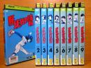 野球狂の詩 全9巻 DVD レンタル