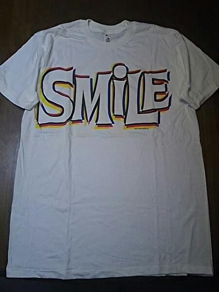 ビーチ・ボーイズ/SMILE Tシャツ 新品 未使用品