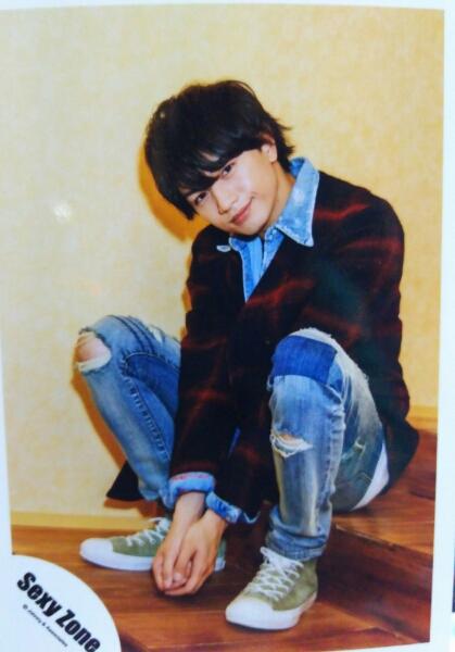 中島健人(^з^)-☆ ショップ写真