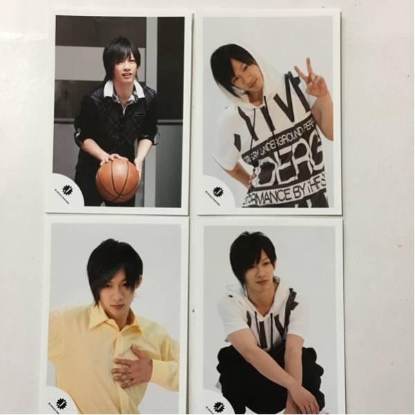 They武道◇宇宙six 江田剛公式フォト11枚