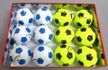 ラスト キャロウェイ トゥルービス 白青(2),黄黒(2) 4スリーブ 12球 Callaway クロムソフト CHROME SOFT Truvis