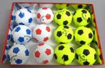 キャロウェイ トゥルービス 白青(1),白赤(1),黄黒(2) 4スリーブ 12球 Callaway クロムソフト CHROME SOFT Truvis