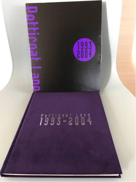 イエモン 会報 本 写真集【Petticoat Lane 1993-2004】THE YELLOW MONKEY 吉井和哉 ライブグッズの画像