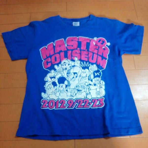 MASTER COLISEUM Tシャツ インディーズ パンク SIM DUSTBOX LOCOFRANK Hi-STANDARD