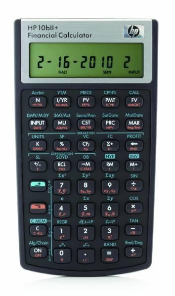 ヒューレット・パッカード 10bII+ 金融電卓 並行輸入品_画像1