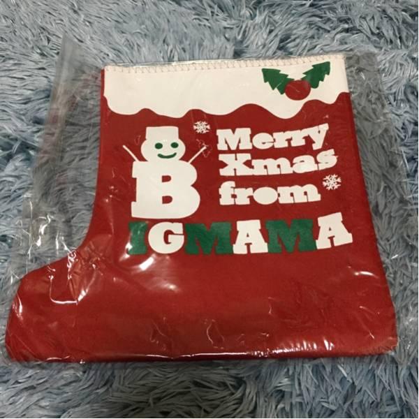 【即決】新品未開封BIGMAMAクリスマスソックス限定品レア