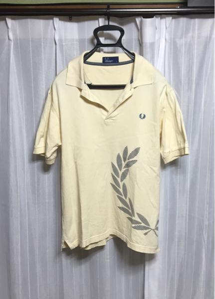 フレッドペリー ポロシャツ 美品 S