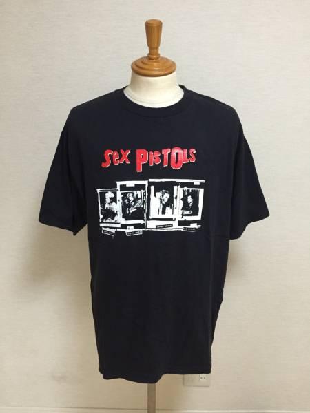 即決 USA古着 SEX PISTOLS セックスピストルズ ロックTシャツ XL パンク