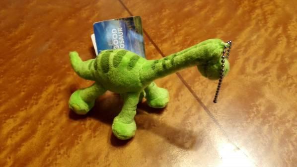 新品 ディスニー THE GOOD DINOSAUR 恐竜 マスコット_画像2