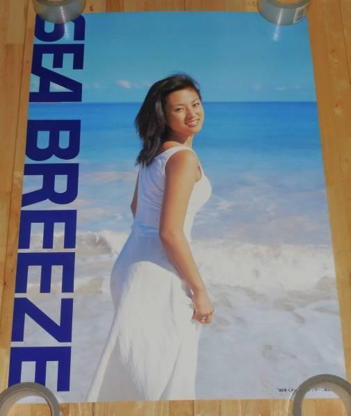 4723/深田恭子 ポスター/SEA BREEZ シーブリーズ/B2サイズ