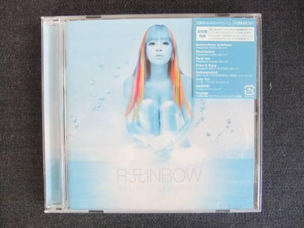 CDアルバム-4  浜崎あゆみ RAINBOW   帯付  歌手 エイベックス 音楽_画像1