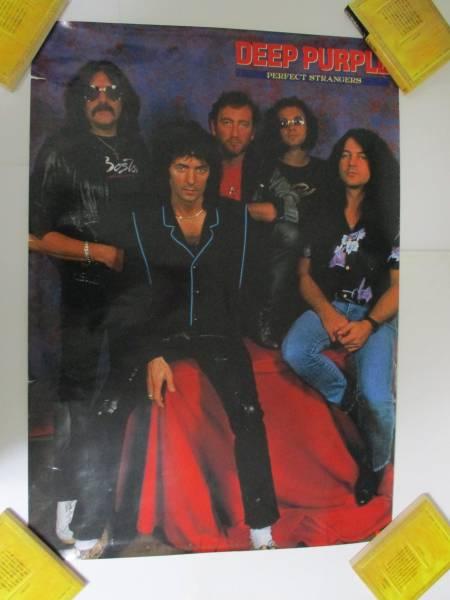 ポスター  ディープ・パープル Deep Purple リッチー・ブラックモア