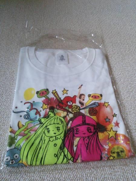【新品未使用】aiko ライブTシャツ LLP17 白 ナミ ライブグッズの画像