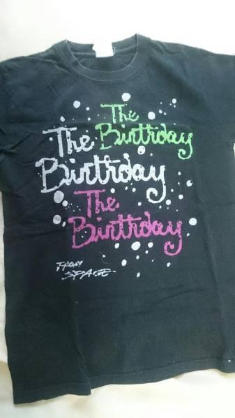 The Birthday Tシャツ バースデー 4 送料込み