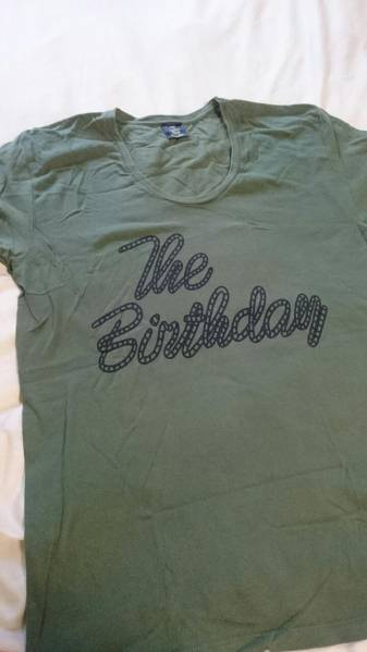 The Birthday Tシャツ バースデー 10 ARABAKI