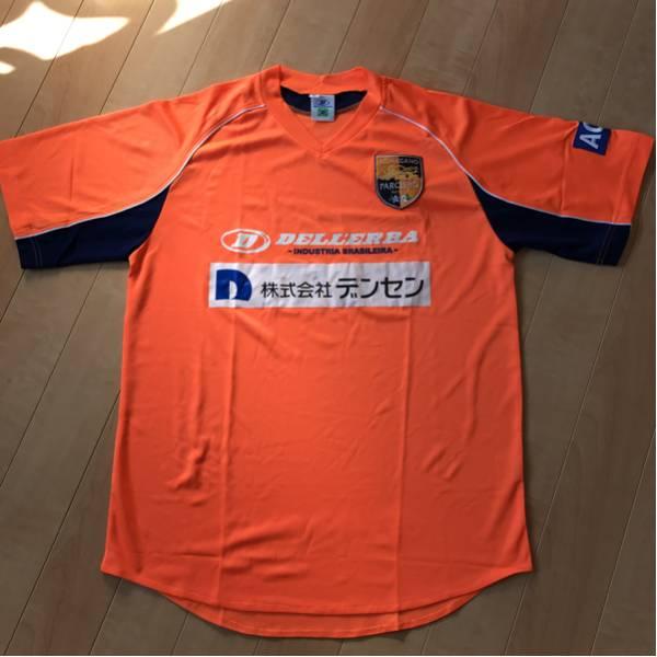 (新品・美品)J3 長野パルセイロ選手用練習着 サイズO