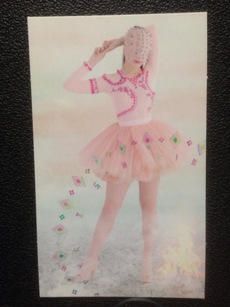 ももクロ 佐々木彩夏 あーりん トレカ カード 5D 2