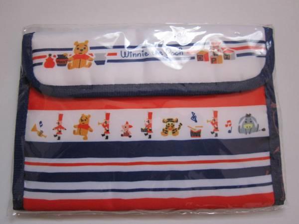 郵便局 マルチケース(ネイビー)くまのプーさん ディズニーグッズの画像