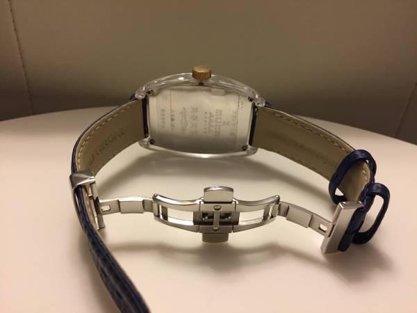 MUTA ムータ 腕時計 モレラート Dバングルフランク三浦 muta_画像2