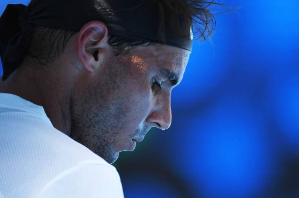 ラファエル・ナダル A4判写真1枚 テニス ③