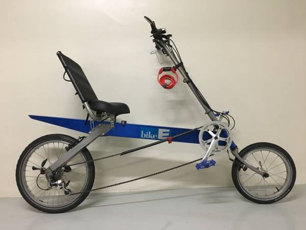 BikeE / CT model リカンベント