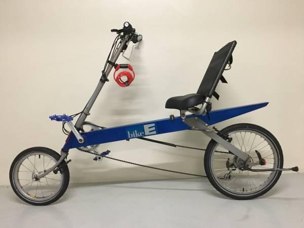 BikeE / CT model リカンベント_画像2
