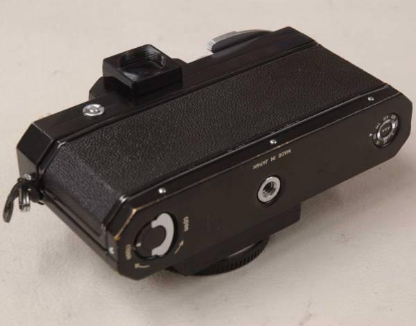 Nikon F アイレベル 702万番台 ■ ブラック/キレイ_画像3