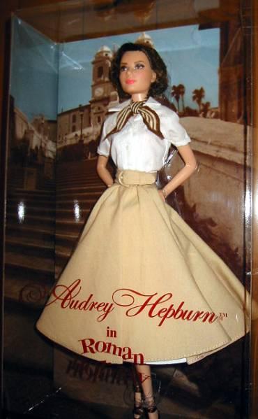 バービーコレクター バービー オードリー・ヘップバーン 「ローマの休日」 ドール Pink (X8260(輸入品_画像5
