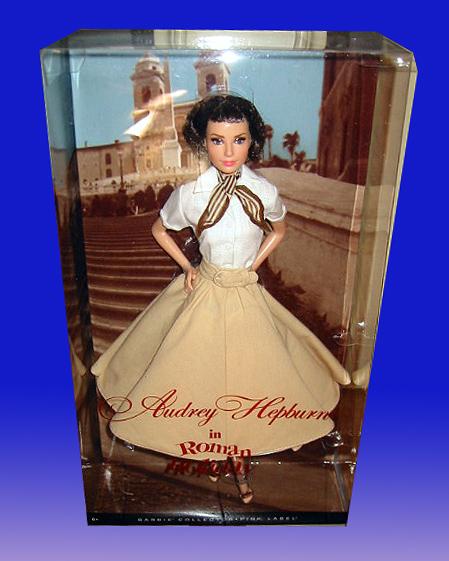 バービーコレクター バービー オードリー・ヘップバーン 「ローマの休日」 ドール Pink (X8260(輸入品_画像2