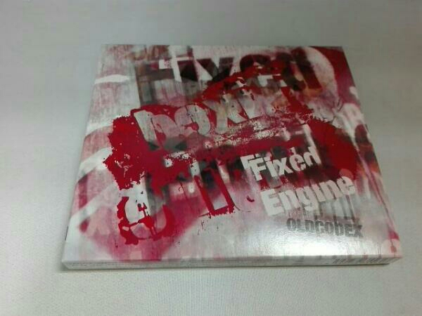 OLDCODEX Single Collection「Fixed Engine」(RED LABEL)(初回限 ライブグッズの画像